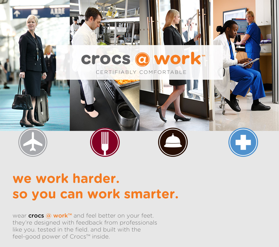 crocs works