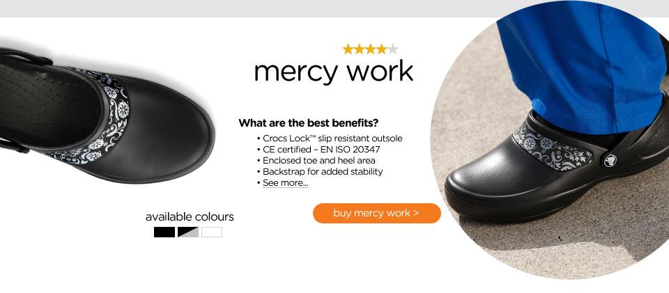 mercy work